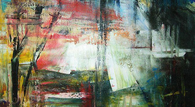 Bilder in Öl und Aquarelle | Winfried Brück stellt aus