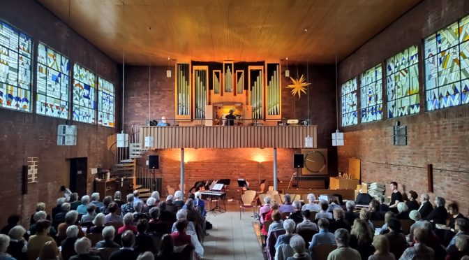 Orgelmusik und Tee | 19.01.2020 | 18.00 UHR
