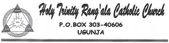 Hilfeersuchen aus Simenya/ Kenia