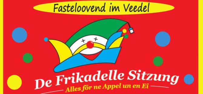 15. Januar: Frikadellen-Sitzung in Hl. Kreuz