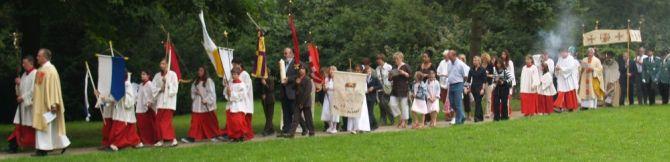 Fronleichnamsfest am 26. Mai
