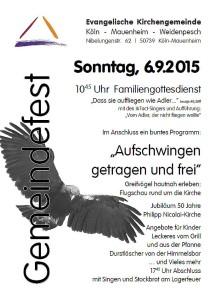 Gemeindefest_2015