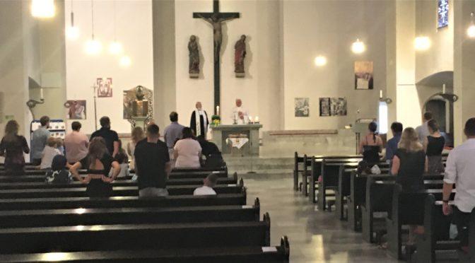 Ökumenische Einschulungs-Gottesdienste