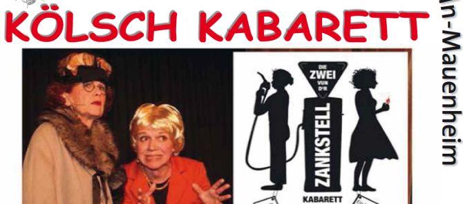 Kölsch Kabarett in Mauenheim