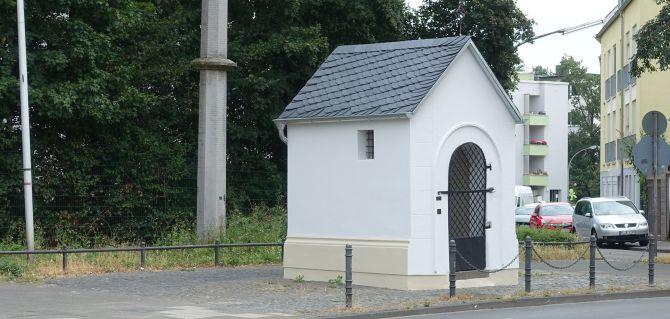 Segnung der St. Stephanus-Kapelle nach Renovierung | 30.08.2019 19 Uhr