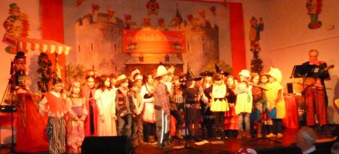 Herzliche Einladung zum Karneval in MauNieWei