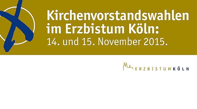 Kirchenvorstandswahlen am 14./15. November 2015 | Kandidatenlisten veröffentlicht