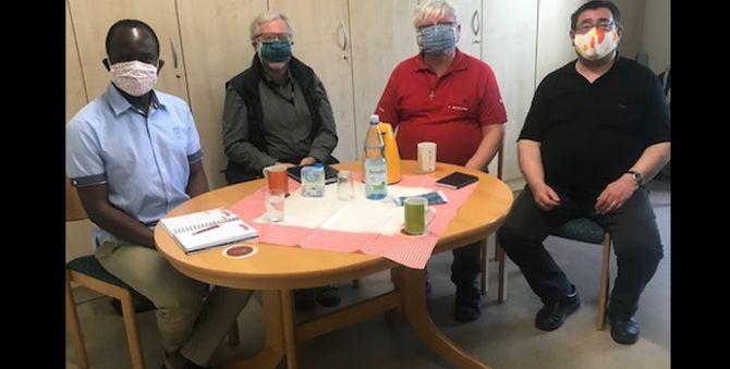 Seelosorger-Dienstgespräche in der Corona-Pandemie