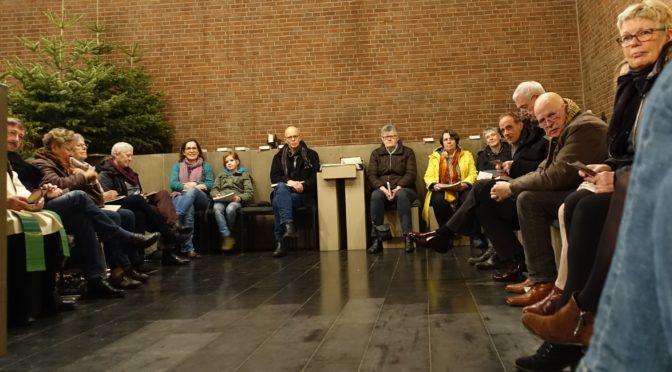 Elisabethkorb: Neujahrsempfang in Salvator