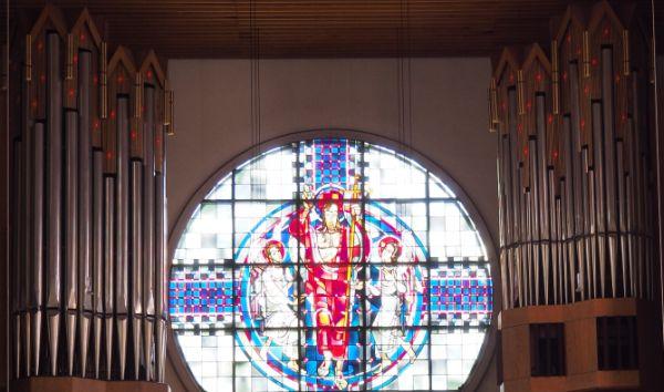 Orgelkonzert in Hl. Kreuz