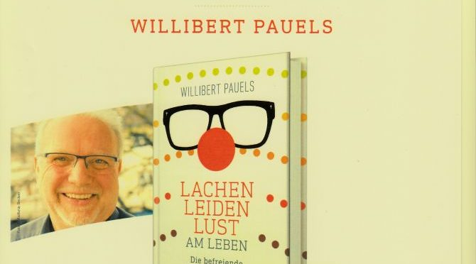 Lesung Willibert Pauels | 28.11.2018