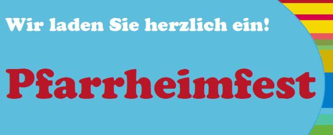 Pfarrheimfest Hl. Kreuz | 10. Juni