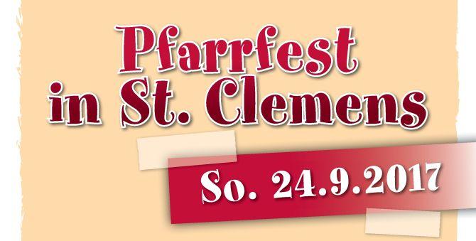 Pfarrfest St. Clemens