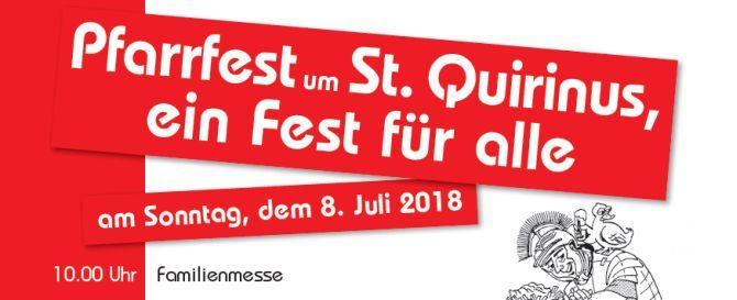 Pfarrfest in Mauenheim | 8.7.2018