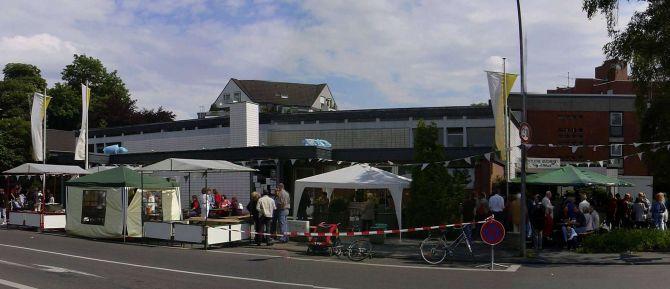 25. Juni: Pfarrheimfest in Weidenpesch