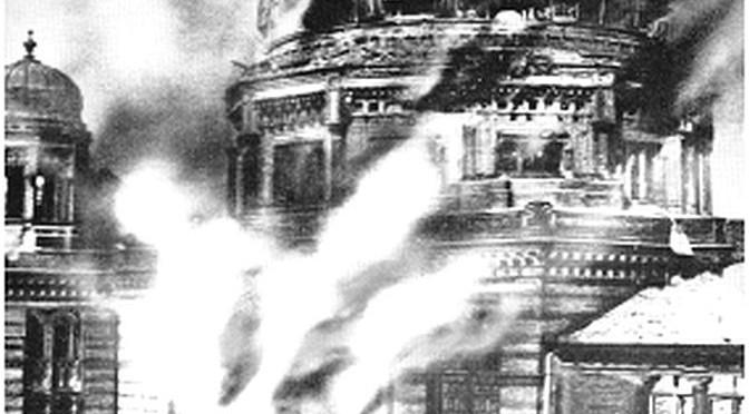 Erinnern und Gedenken an die Pogromnacht am 9. November 1938