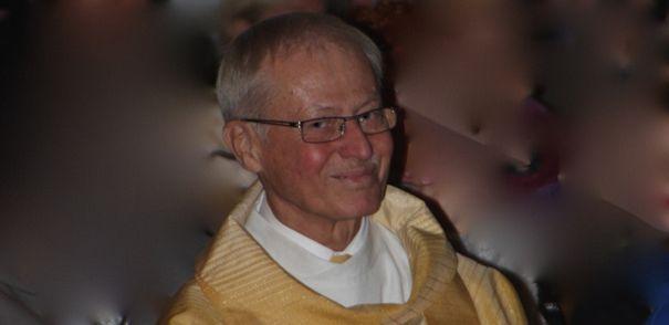 Wir trauern um Pfarrer Strobel