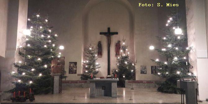 Gemeinsames Singen kölscher Weihnachtslieder | 29.12.