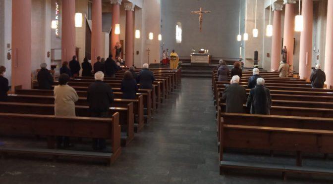 Willkommensdienste in unseren Kirchen