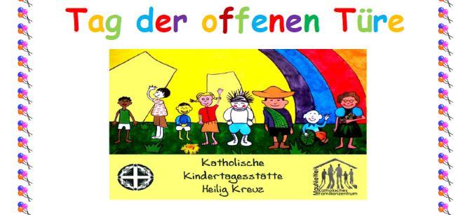 KiTa Hl. Kreuz: Tag der offenen Tür | 10. Juni