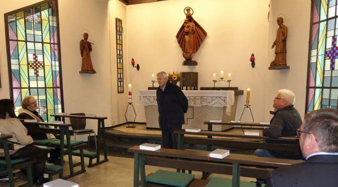 Weihbischof Rolf Steinhäuser ist in MauNieWei angekommen!
