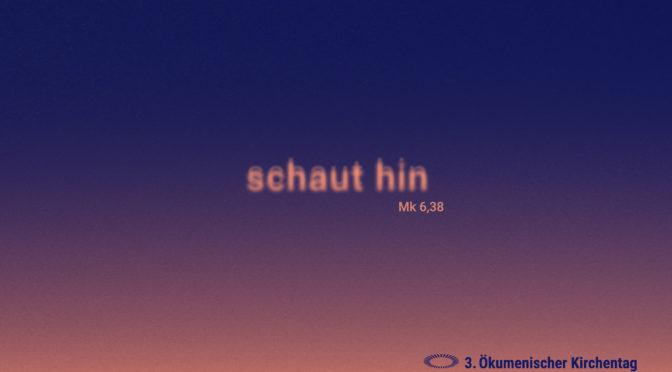 SCHAU HIN | ÖKUMENISCHER GOTTESDIENST AM BUSS- UND BETTAG | 18.11.2020 | 18 UHR