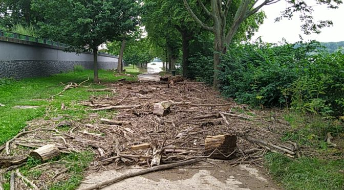 Spendenmöglichkeiten Hochwasserkatastrophe im Rhein-Erft-Kreis